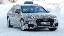 Audi S6 Avant Casus Fotoğrafları