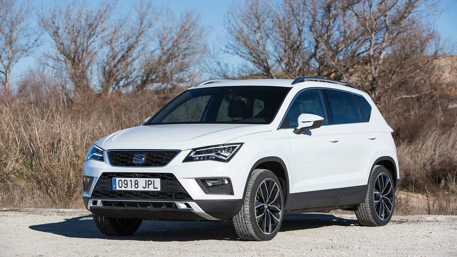 Prueba SEAT Ateca 2018 TDI 150 CV Xcellence Plus, inicio perfecto