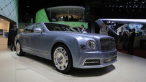 Bentley Mulsanne facelift