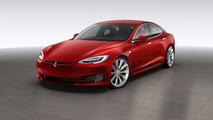 2016 Tesla Model S update
