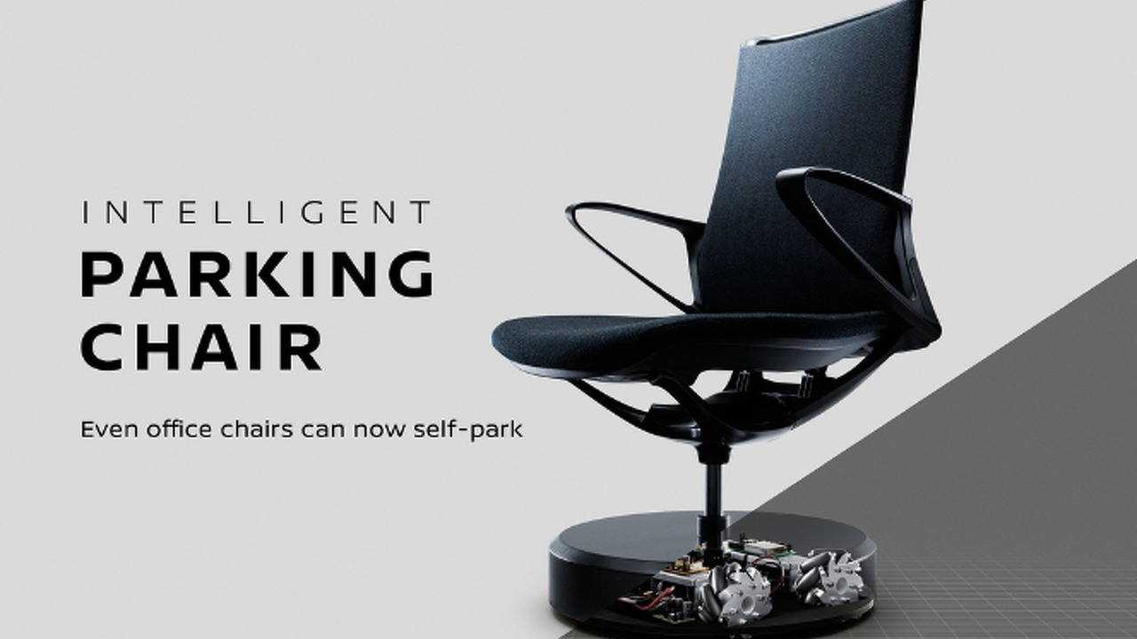 Nissan Intelligent Parking Chair