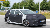Hyundai i30 N spied taking a closer step towards production