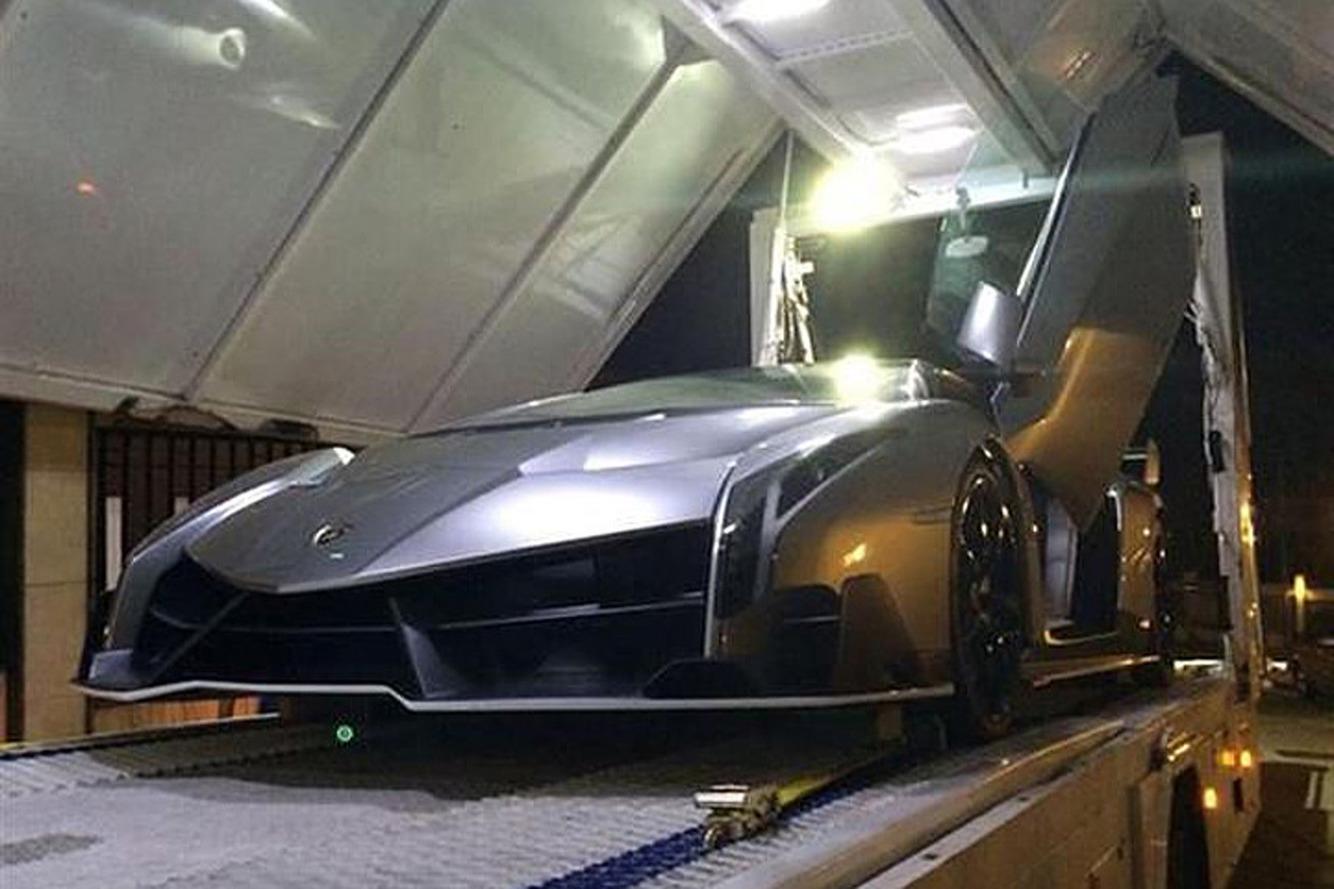 A Rare Lamborghini Veneno is Up for Sale: Only $11 Million