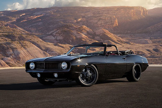 This Stunning '69 Camaro is a Restomod Done So Right