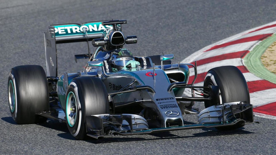Mercedes racers back on song in Barcelona