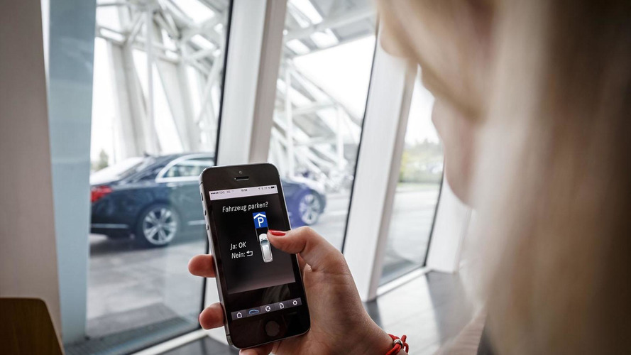 Mercedes & Bosch team up for a fully automated valet parking service