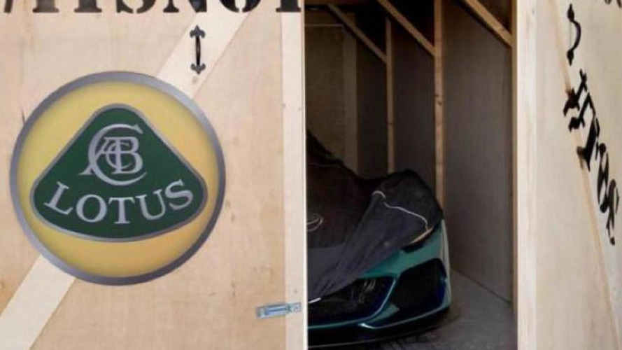 Lotus teases possible 3-Eleven once more ahead of Goodwood debut