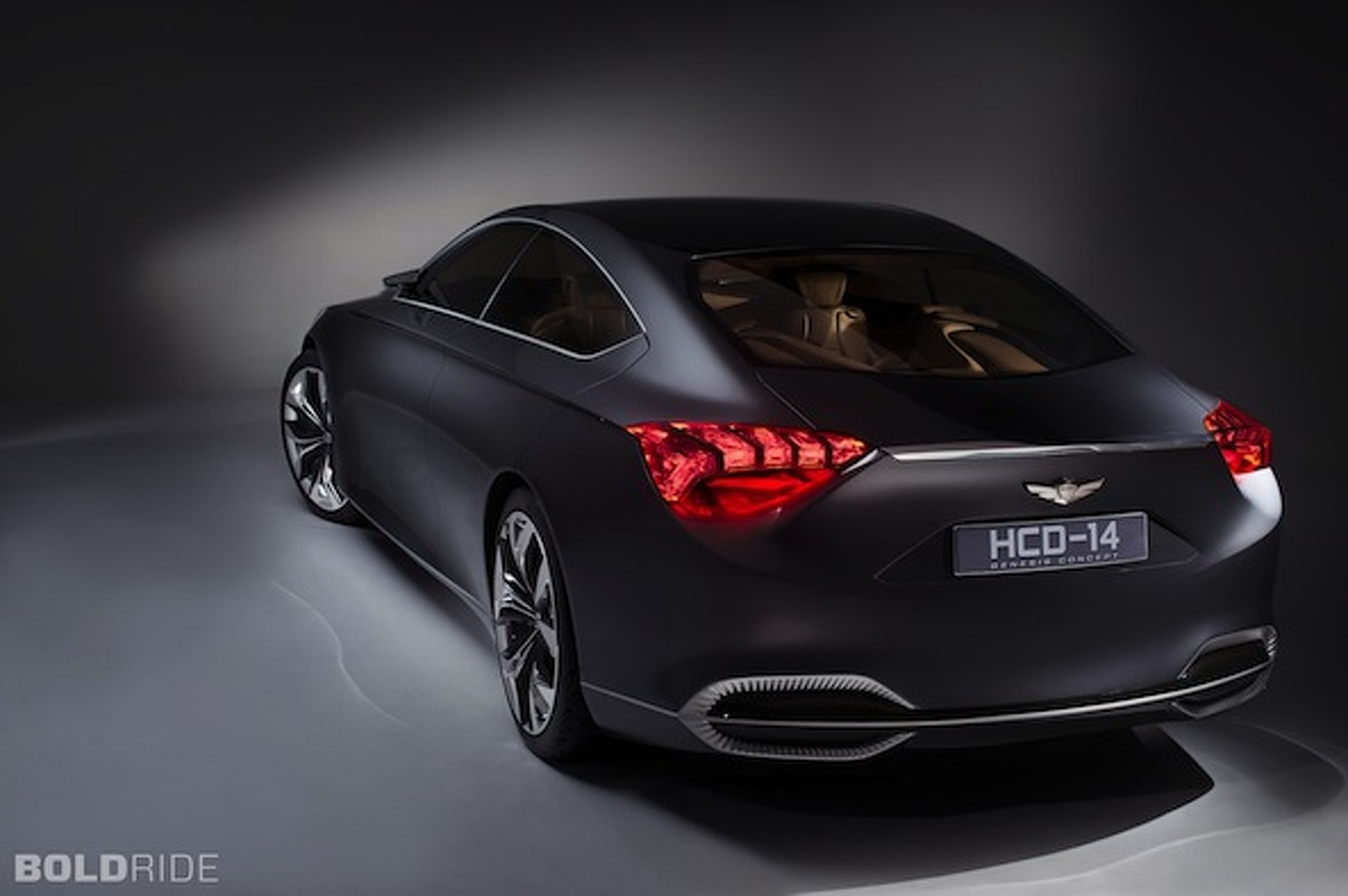 "1 Billion ""Likes"" and Hyundai Will Build the HCD-14 Concept"