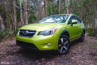 2014 Subaru XV Crosstrek Hybrid Review: When Green Isn't Always Greener…