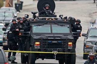 Examining the Vehicles of the Boston Manhunt