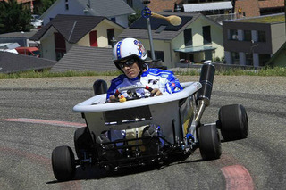 This Go-Kart Might Be the World's Fastest Bathtub
