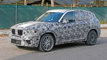 BMW X3 M spy photo