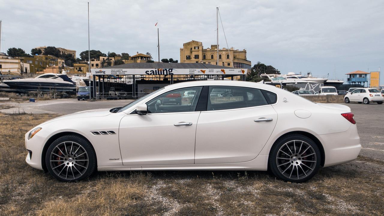 First Drive 2017 Maserati Quattroporte