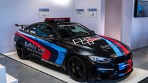 2015 BMW M4 Coupe MotoGP safety car