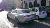 aston martin lagonda stands out in paris traffic