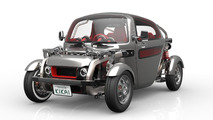 Toyota KIKAI concept unveiled in Tokyo