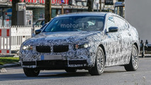 2018 BMW 5-Series GT spy photo