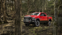 2017 Ram Power Wagon revealed with meaner appearance