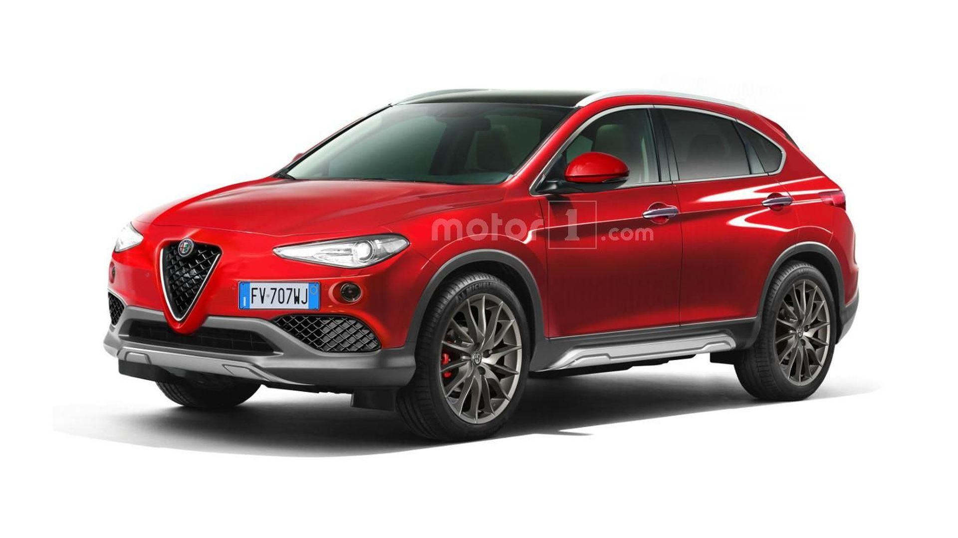 Alfa Romeo Stelvio To Debut In LA?