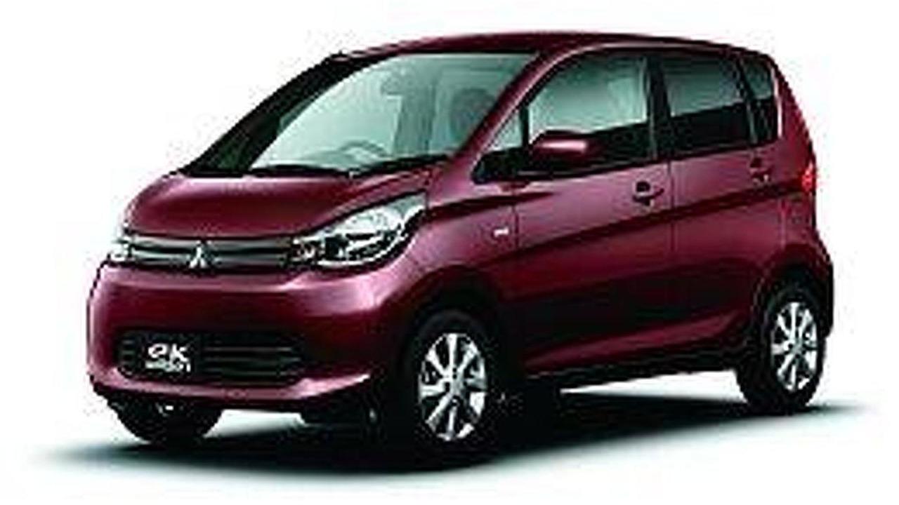 2013 Mitsubishi eK Wagon