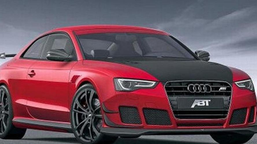 ABT Audi RS5-R unleashed