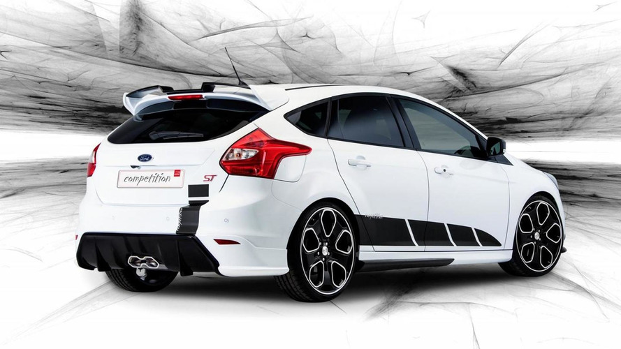 Ford Focus ST tuned by MS Design