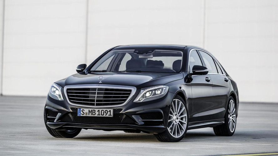 2014 Mercedes S-Class gets tuned by Race Tools