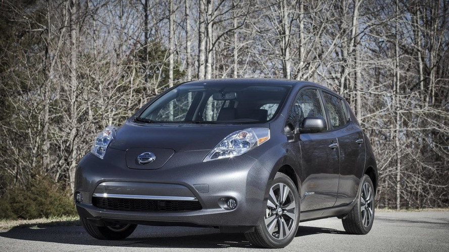 2016 Nissan Leaf to have a new battery and an increased range