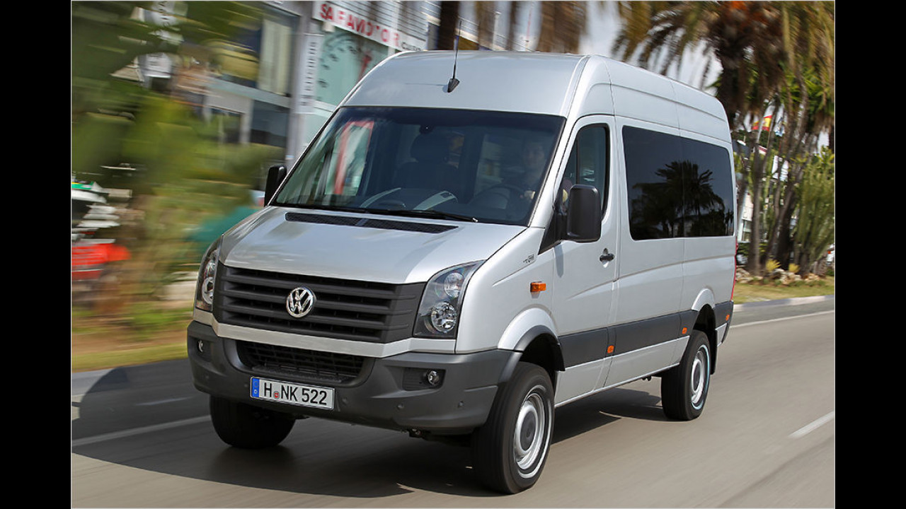 VW Crafter (2006)