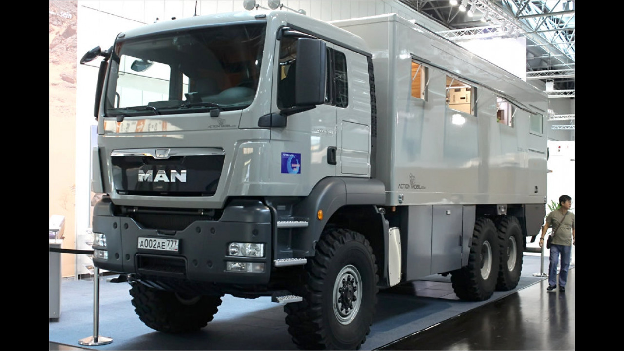 MAN Action Mobil