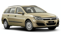 Holden Astra CD Wagon Front