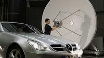 Mercedes SLK Vario-Roof is quietest