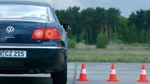 VW Phaeton Experience