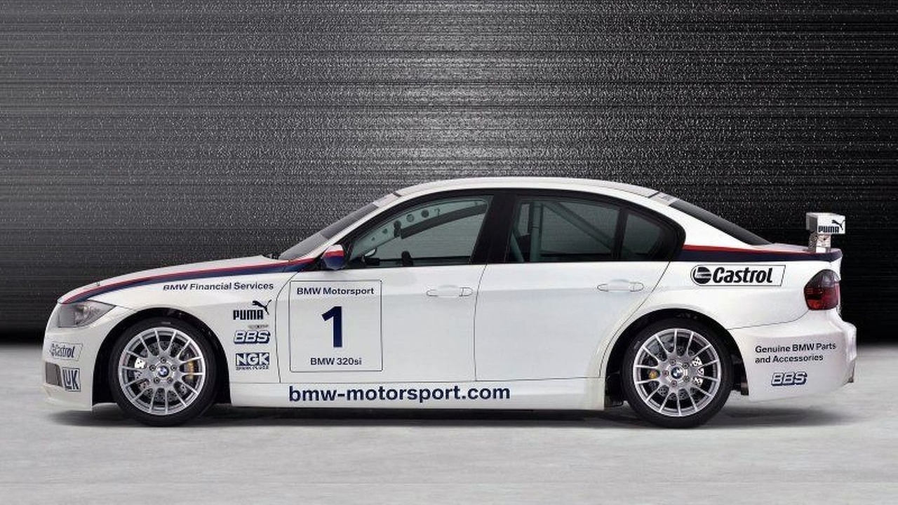 BMW 320si World Touring Car Championship
