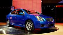 2007 Nissan Sentra SE-R at L.A. Auto Show
