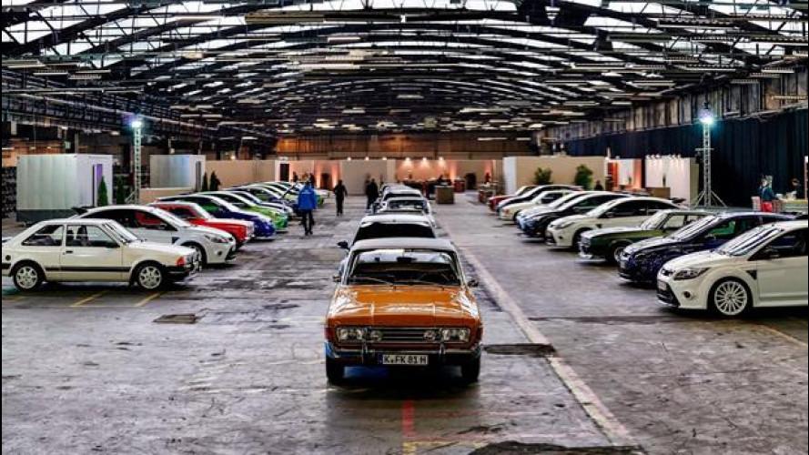 Ford RS, un tuffo nella storia Rallye Sport