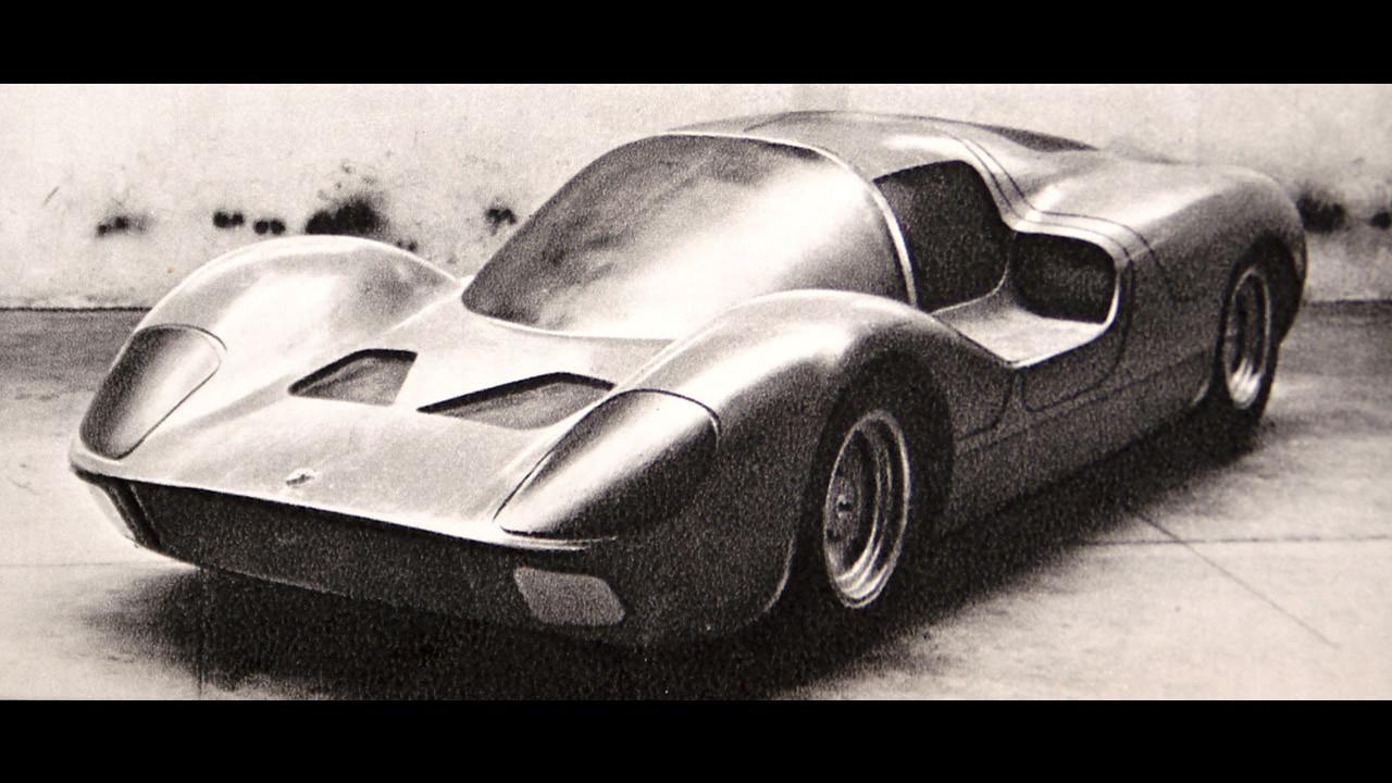 Abarth 6000 Prototipo
