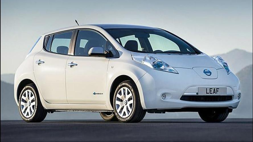 Auto elettriche, vince la Leaf e spunta l'idrogeno