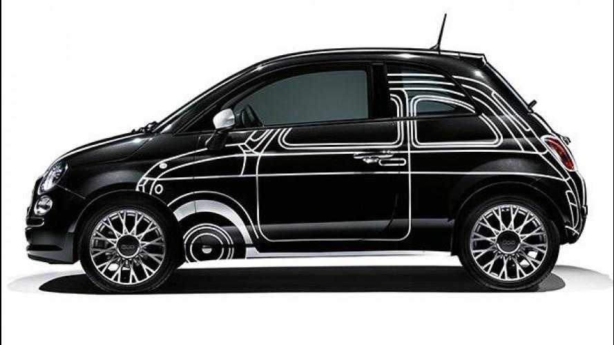 Fiat 500 Couture, quelle