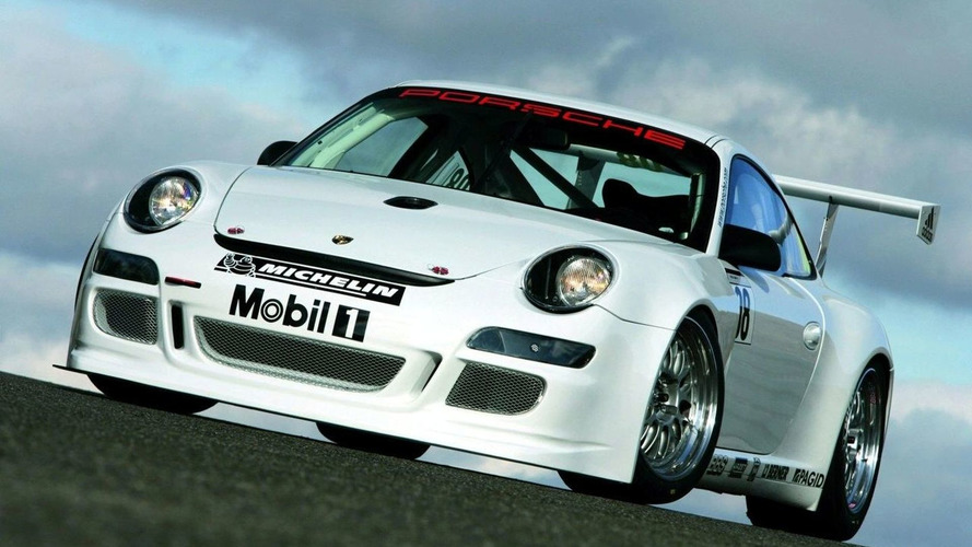 Porsche GT3 Cup S Race Car Revealed
