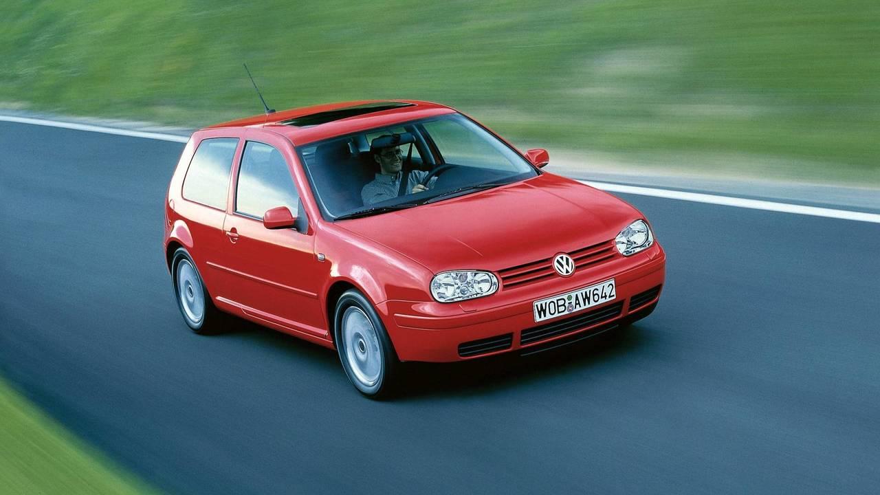 Volkswagen Golf 4 GTI