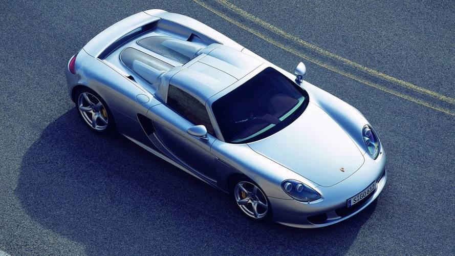 Motor1.com Legends: 2004 Porsche Carrera GT