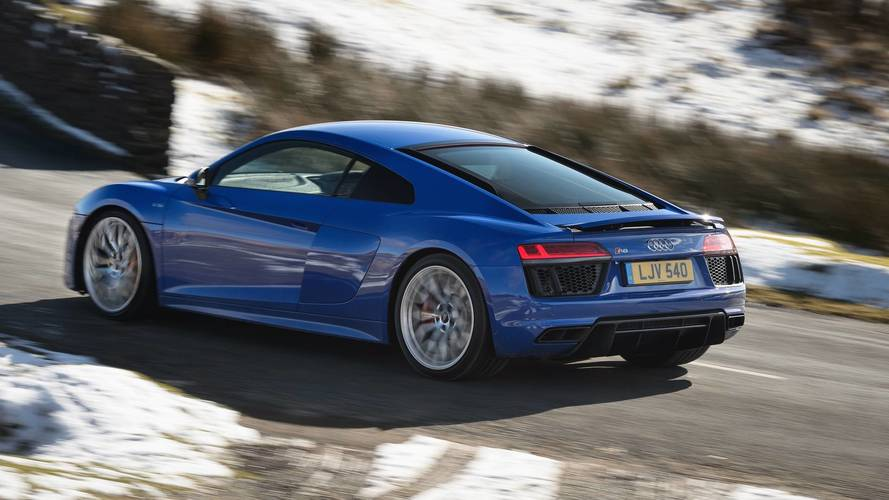 Audi Hints The R8 Will Bite The Dust After This Generation