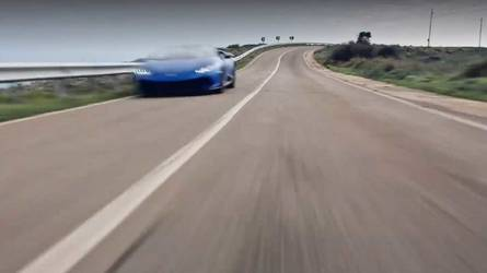 Geneva Motor Show Lamborghini Teases Huracán Performante Spyder Reveal At  Geneva