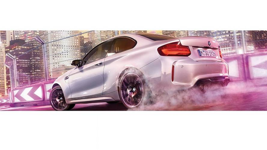 BMW M2 Competition, le prime foto