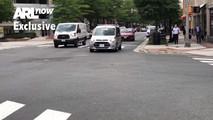 Arlington Self Driving Car Test