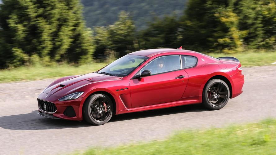 Maserati GranTurismo 2018, primera prueba de un 'top model'
