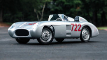 Mercedes-Benz 300SLR Go Kart Replica