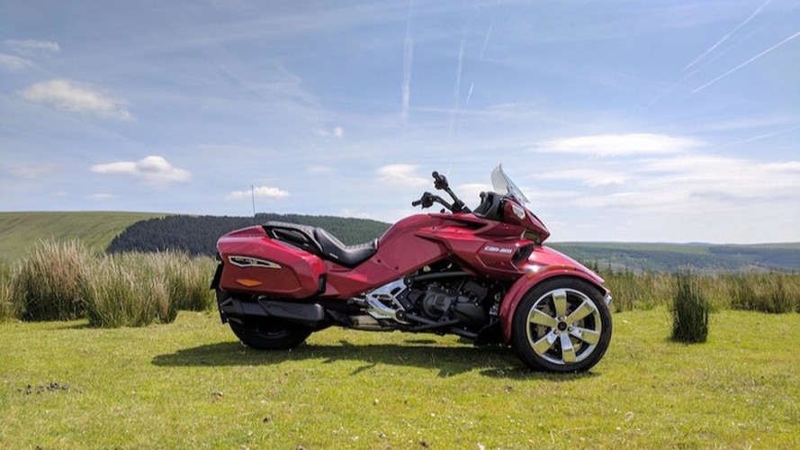 Different is Good: Can-Am Spyder F3-T Ride Review