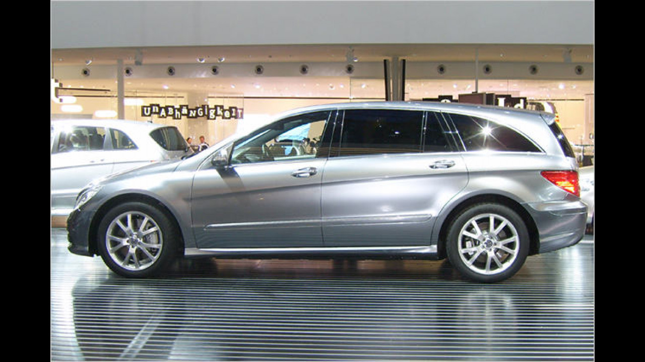 Mercedes GL/ML/R 320 Bluetec